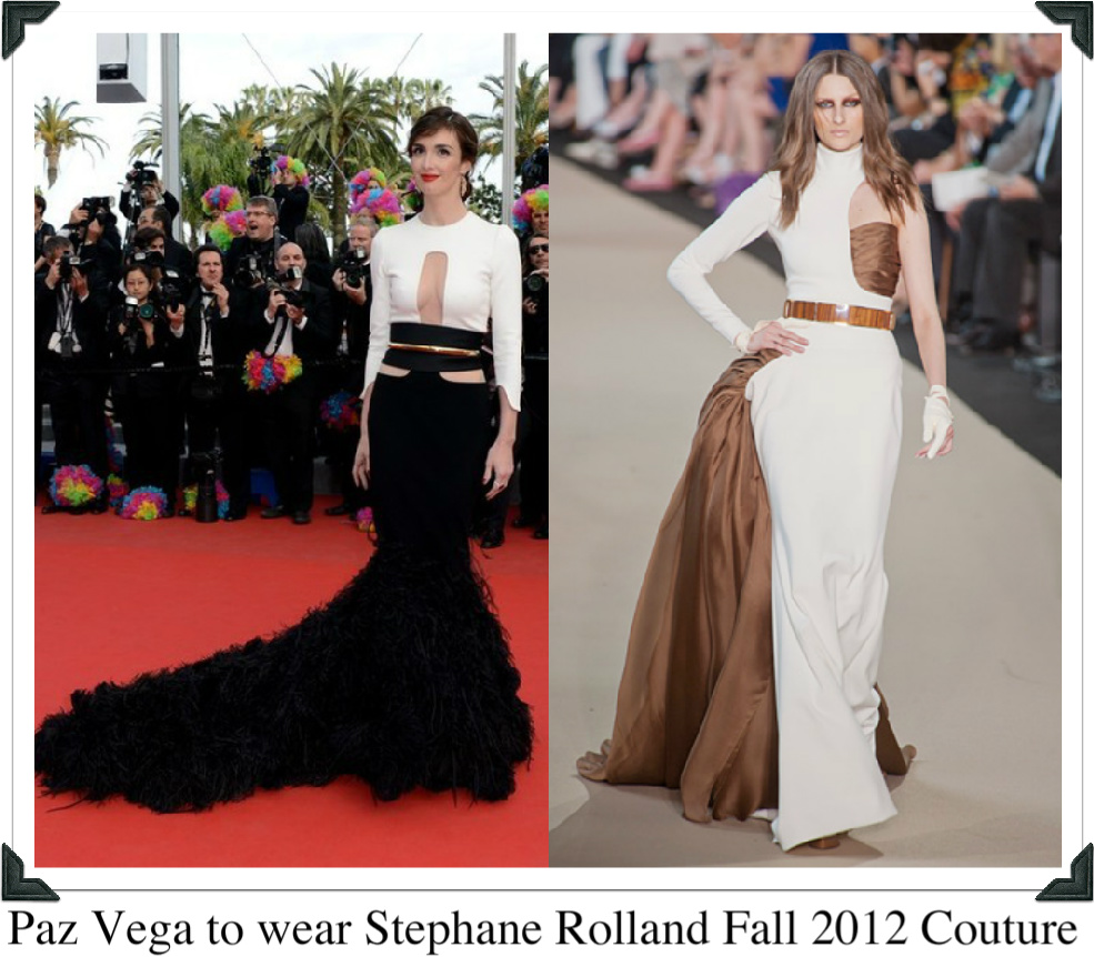 Haute couture wish list stephane rolland if i was a stylist for Haute couture list