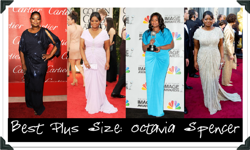 2012 End of the Year Style Awards: Best Plus Size – If I Was ...