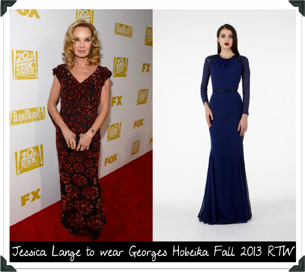 2013 Emmy Awards: Oustanding Lead Actress in a Mini-Series or Movie ...