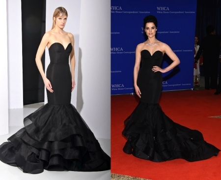 jaimie-alexander-christian-siriano-2016-white-house-correspondents-dinner