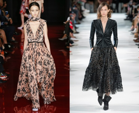 Rochas Much Like My Feelings On Dries I Think That Rochas Is An Underrated And Underutilized Brand On The Red Carpet Rochas Definitely Has More Wears Per