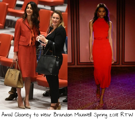 Amal Clooney Business Style Wish List – If I Was A Stylist