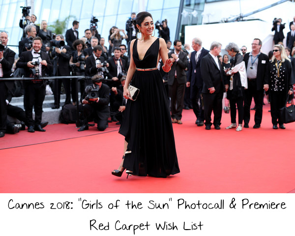 """2e03205088 Cannes 2018  """"Girls of the Sun"""" Photocall   Premiere Red Carpet Wish List"""