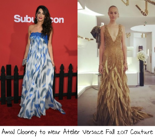 b2610010969 Amal Clooney is one of the co-hosts of this years Met Gala along with Anna  Wintour