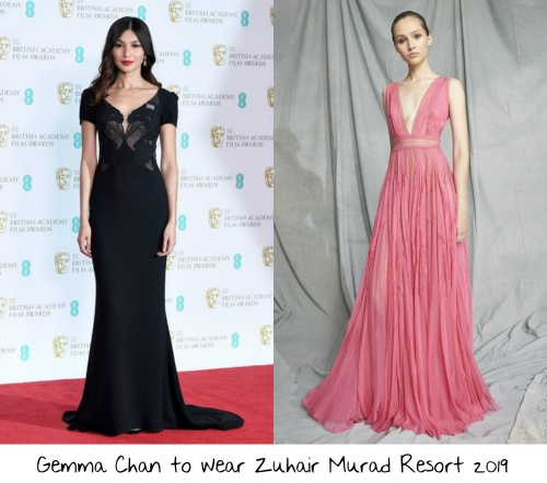 2d66de2e6 Gemma Chan is a British actress and former fashion model who has roots that  lead back to China. In the past on the red carpet she has been a champion  of ...