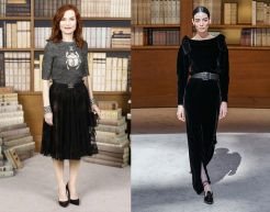 "Isabelle Huppert to wear Chanel Fall 2019 Couture for the premiere of ""Frankie"""