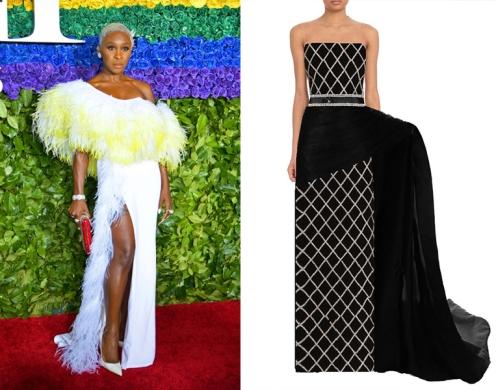 "Cynthia Erivo to wear custom Balmain for the premiere of ""Harriet"""