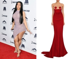 "Cardi B to wear custom Vivienne Westwood for the premiere of ""Hustlers"""