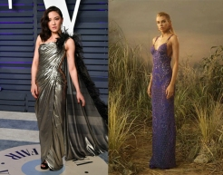 "Constance Wu to wear Atelier Versace Fall 2019 Couture for the premiere of ""Hustlers"""
