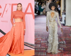 "Jennifer Lopez to wear Zuhair Murad Fall 2019 Couture for the premiere of ""Hustlers"""