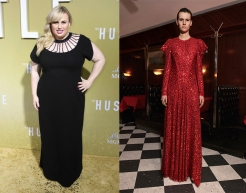 "Rebel Wilson to wear Michael Kors Resort 2020 for the premiere of ""Jojo Rabbit"""