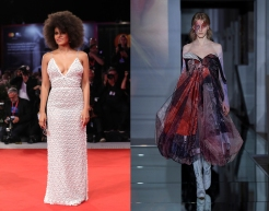"Zazie Beetz to wear Maison Margiela Fall 2019 Couture for the premiere of ""Joker"""
