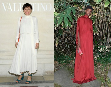 Kristin Scott Thomas to wear Valentino Resort 2020