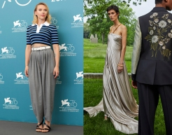 """Scarlett Johansson to wear Oscar de la Renta Resort 2020 for the premiere of """"Marriage Story"""""""