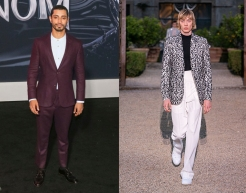 "Riz Ahmed to wear Givenchy Spring 2020 Menswear for the premiere of ""Sound of Metal"""
