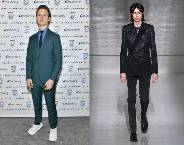 "Ansel Elgort to wear Givenchy Spring 2019 Couture for the premiere of ""The Goldfinch"""