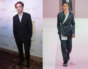"Robert Pattinson to wear Dior Men Spring 2020 Menswear for the premiere of ""The Lighthouse"""