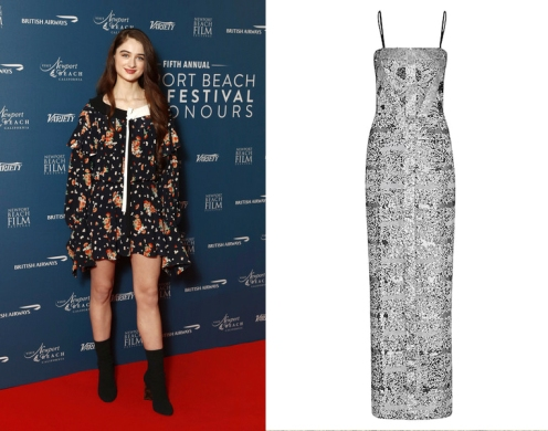 "Raffey Cassidy to wear Louis Vuitton for the premiere of ""The Other Lamb"""