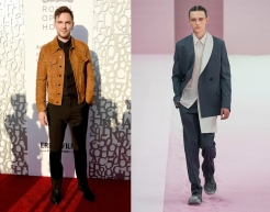 "Nicholas Hoult to wear Dior Men Spring 2020 Menswear for the premiere of ""True History of the Kelly Gang"""