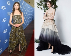 "Thomasin Mckenzie to wear Pamella Rolland Resort 2020 for the premiere of ""True History of the Kelly Gang"""