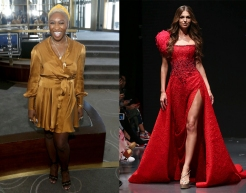 Cynthia Erivo to wear Michael Cinco Fall 2018 Couture