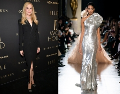 Nicole Kidman to wear Elie Saab Spring 2019 Couture
