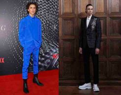 Timothee Chalamet to wear Alexander McQueen Spring 2020 Menswear
