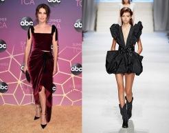 Cobie Smulders to wear Philosophy di Lorenzo Serafini Spring 2020 RTW