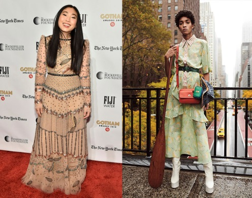 Awkwafina to wear Coach 1941 Pre-Fall 2020