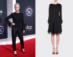 Jaime Lee Curtis to wear Giorgio Armani