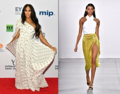 MJ Rodriguez to wear Aliette Spring 2020 RTW