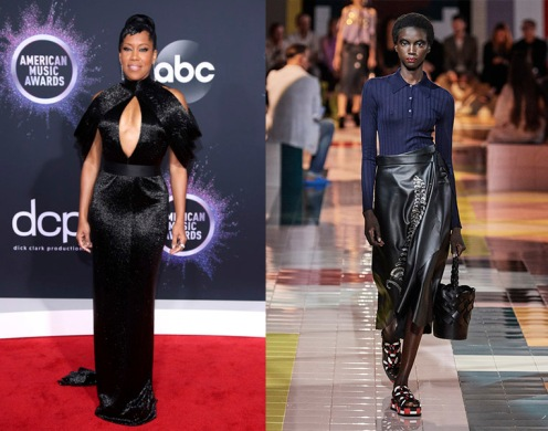 Regina King to wear Prada Spring 2020 RTW