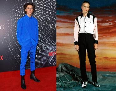 Timothee Chalamet to wear Vivienne Westwood Spring 2020 Menswear
