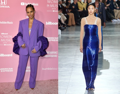 Alicia Keys to wear Schiaparelli Spring 2020 Couture