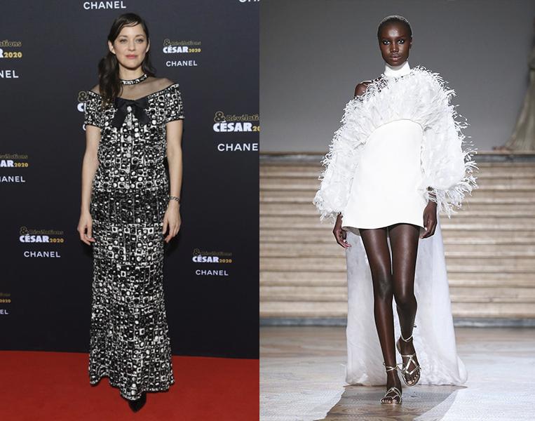Antonio Grimaldi Spring 2020 Couture Marion Cotillard If I Was A