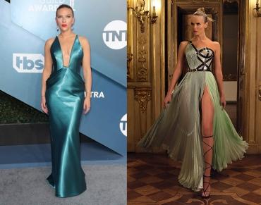 Scarlett Johansson to wear Atelier Versace Spring 2020 Couture