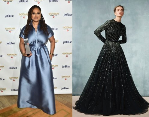 Ava DuVernay to wear Monique Lhuillier Fall 2020 RTW