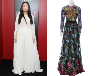 Awkwafina to wear Gucci from The Real Real