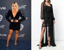 Bebe Rexha to wear Versace