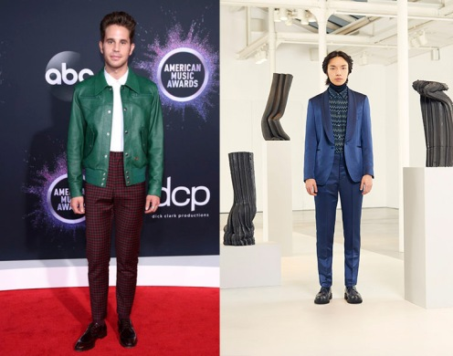Ben Platt to wear Missoni Fall 2019 Menswear