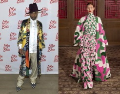 Billy Porter to wear Valentino Haute Couture Fall 2019 Beijing Collection