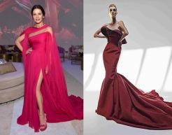 Catherine Zeta Jones to wear Azzi & Osta Fall 2019 Couture