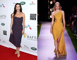 Catherine Zeta Jones to wear Brandon Maxwell Spring 2020 RTW