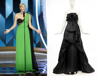 Charlize Theron to wear vintage 1990's Christian Dior by Gianfranco Ferré