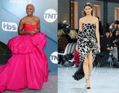 Cynthia Erivo to wear Alexandre Vauthier Spring 2020 Couture