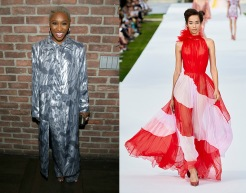 Cynthia Erivo to wear Ralph & Russo Fall 2019 Couture