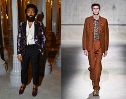 Donald Glover to wear Dries Van Noten Fall 2020 Menswear