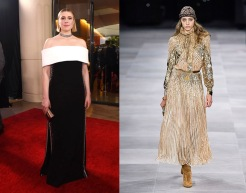Greta Gerwig to wear Celine Spring 2020 RTW
