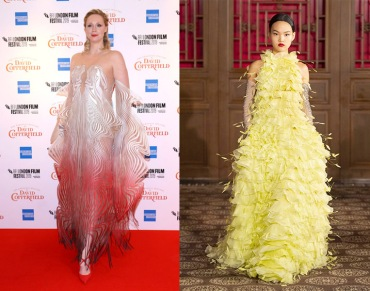 Gwendoline Christie to wear Valentino Haute Couture Fall 2019 Beijing Collection