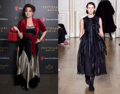 Helena Bonham Carter to wear Simone Rocha Fall 2019 RTW